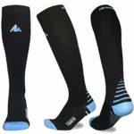 NEWMARK Compression Socks for Men & Women, Best Graduated Stockings for Runners, Nurses, Pregnancy, Plantar Fasciitis, Shin Splints, Hiking, Cycling, Walking, Athletic, Travel, Recovery