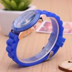RBuy 10 Assorted Analog Quartz Jelly Watches for Women Men Kids Wholesale