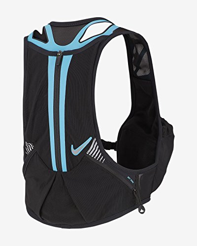 Nike Trail Kiger Vest 3.0, Running, Hiking, Black/Blue