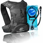 InnerFit Hydration Backpack with 1.5L Water Bladder, Durable Camel Backpack Hydration Pack for Running, Cycling, Biking and Outdoor Activities – Versatile & Lightweight Hiking Backpack