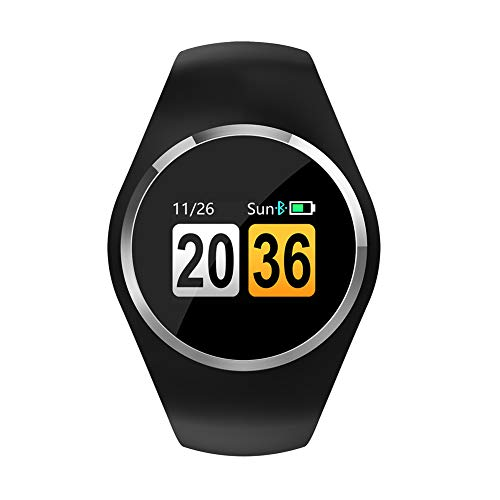 Fitness Smart Watch for Men Women, Running Heart Rate Monitor Blood Pressure Pedometer Smartwatch, Sport Bracelet for Android iPhone