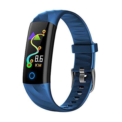 Smart Watch for Men,Boens Fashion Design Bluetooth Band with Multi Health Functions Heart Rate/Sleep Monitor Pedometer Remote Photography