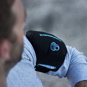 Hydrosleeve Package, Hands-Free Armband Hydration Pack and Hydration System for Runners and Athletes