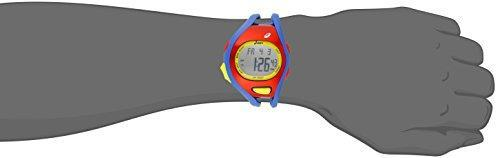 ASICS Unisex CQAR0709 Digital Watch With Blue Band