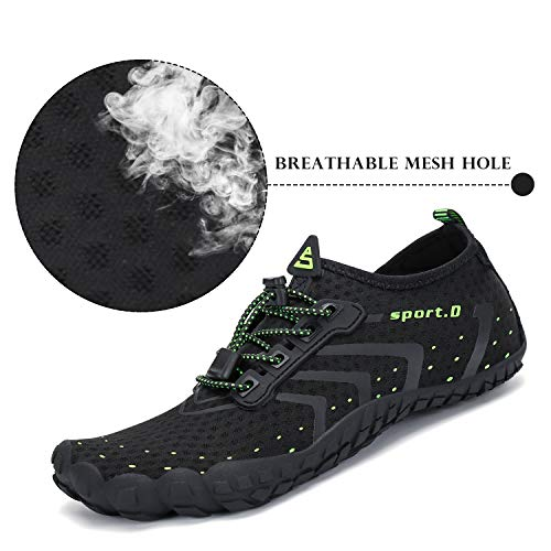 SAGUARO Mens Womens Minimalist Barefoot Shoe Trail Runner